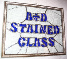 A&D Stained Glass