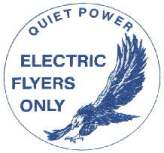Electric Flyers Only